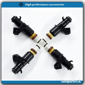 16450-PPA-A01 4pcs Fuel Injectors For 2002-04 Honda CRV CR-V  2.4L L4