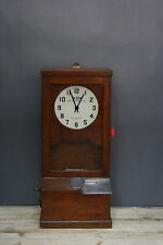 More details for blick clocking in clock working factory clock