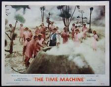 THE TIME MACHINE ROD TAYLOR YVETTE MIMIEUX TRAP MORLOCKS SCI-FI 1960 LC  #7