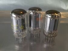Lot of 3 Vintage 6Z10 Vacuum Tubes ((UNTESTED)) FREE SHIPPING