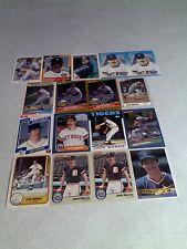 *****Jack Morris*****  Lot of 125+ cards.....83 DIFFERENT