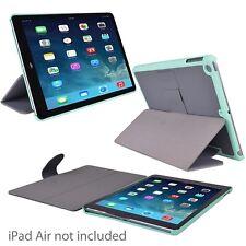 Incipio Lexington Kickstand Folio for iPad Air Gray/Teal