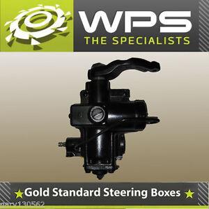 GOLD STANDARD RECON LAND ROVER DEFENDER STEERING BOX +DROP ARM+ 3YR WARRANTY