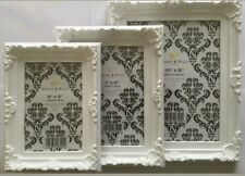 Photo Frame Ornate Vintage Baroque Rococo Shabby Chic Antique Wedding placecard