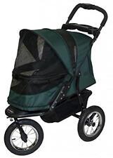 Pet Gear Jogger No-Zip Stroller, Forest Green Pg8400Nzfg Pet stroller New