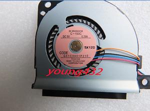 NEW Original Toshiba Portege Z30 Z30T-A Z30T-B Z30-A Z30-B CPU Fan G61C0001P210