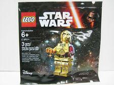 New Genuine Lego x1 5002948 Star Wars C-3PO Polybag