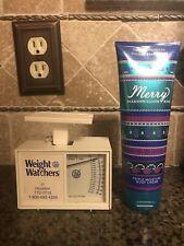 90% Full Bath  Body Works Merry Marshmallow Kiss 8 oz Triple Moisture Body Cream