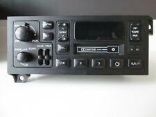1984 - 2002 Chrysler Dodge Jeep AM/FM radio radio w/aux input, # P04858556AC