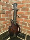 Eastman LA315 Mandolin F-Style with TKL Hard Case - Solid Carved Top and Sides