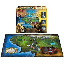Lord Of The Rings Lotr Hobbit Middle Earth 4D Puzzle Tolkien Jigsaw New Sealed
