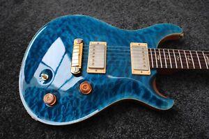 Paul Reed Smith PRS Custom 22 Brazilian Limited 2004 No 445 of 500 Blue Matteo