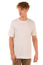 RRP €135 COMME DES GARCONS SHIRT T-Shirt Top Size XL White Made in France