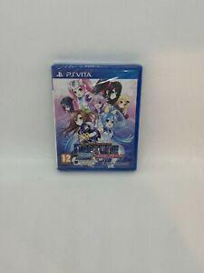 Superdimension Neptune VS Sega Hardgirls PS Vita Playstation NEW SEALED UK!