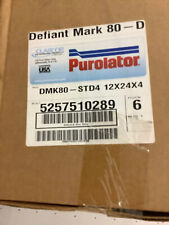 Purolator Clarcor Defiant Mark 80-D Filters