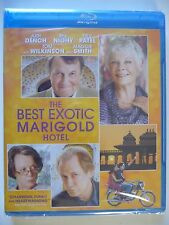 NEW/SEALED - The Best Exotic Marigold Hotel (Blu-ray Disc, 2012)