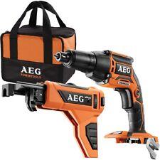 AEG 18v Brushless Collated Screwdriver Skin