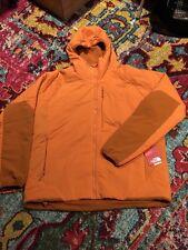 THE NORTH FACE Men's Ventrix Hoodie Kumquat Orange/Autumnal Orange