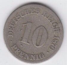GERMANY 10pf 1876C Munich