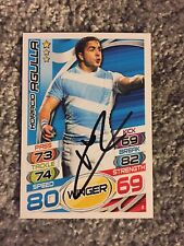 Signed Horacio Agulla Argentina Rugby Attax 2015 Card