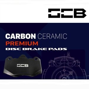 GCB Front Brake Pads DB2074 For Mazda BT-50 B22 B32 UP UR
