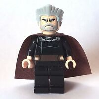 STAR WARS lego COUNT DOOKU sith lord darth tyranus GENUINE 7752 9515 no hilt