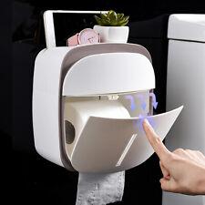 Weißer Kunststoff Ersatz Toilettenpapierhalter Rolleneinsatz Spindelfede  BCDE