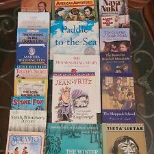 Sonlight Core 3 (Similar to Core d) 20 Book Lot + 16 Bonus Books