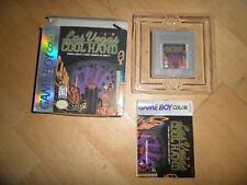 Las Vegas Cool Hand Nintendo Game boy Color GBC