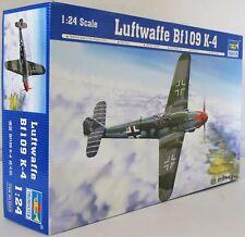 Trumpeter 1:24 02418 Me Bf 109K-4 Modèle D'Avion Kit