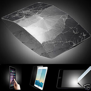Genuine Real Glass HD Tempered Glass Screen Protector For Apple iPad 4 3 & 2