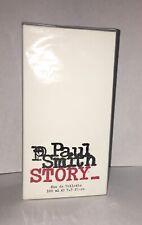 Paul Smith Story 3.3oz Edt Spray For Men,NIB,Sealed,Rare.