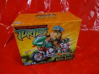 TMNT Teenage mutant ninja turtles shell cycle  vehicle Playmates NEW