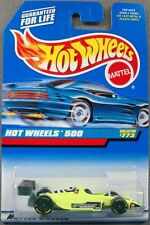 Hot Wheels 1997 Diecast Coll. #773 Hot Wheels 500 Lime Green with Black Int.