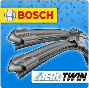 for Porsche CAYMAN COUPE 05-Onwards Bosch AeroTwin Wiper Blades (Pair) 22in/22in