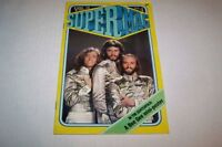 VOL 3 #4 SUPERMAG teen tv magazine BEE GEES