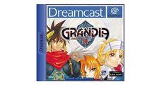 # completamente como nuevo: Sega Dreamcast juego-Grandia 2/dc juego #