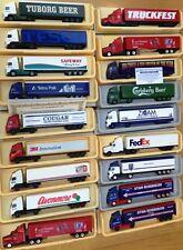 16 LLEDO Scammell Volvo trucks Carlsberg Olympic Avonmore Zicam Co-op ANC Fed Ex