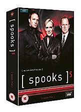 Spooks : Complete BBC Series 5 [2007] [DVD] [2002], Good Used DVD, Raza Jaffrey,