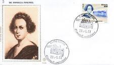 Repubblica Italiana 1999 FDC Filagrano Gold Eleonora de Fonseca Pimentel