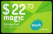 Lebanon Recharge Cell Phone card Magic- TOUCH