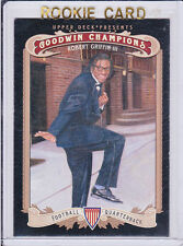 Robert Griffin III RG3 RC Football HEISMAN ROOKIE CARD Washington Redskins QB!