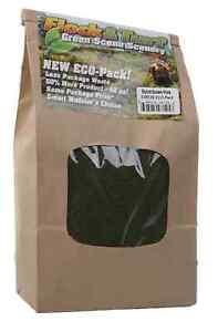 Scenic Express EX812E Turf Fine Burnt Grass 48 Oz ECO Pack - NIB