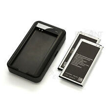 New 2x2800mAh  Battery+Charger For Samsung Galaxy S5 i9600 G9
