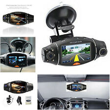 1080P HD Dual Lens Car DVR Camera Dash Cam Video Recorder G-sensor Night Vision
