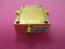 HP 5182-1202 RF Mixer Filter from working HP 84000 RF IC Tester module E5430A