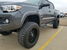 FOR 05-18 TOYOTA TACOMA DOUBLE CAB HOOP STYLE Nerf Bars Drop STEPS RUNNING BOARD