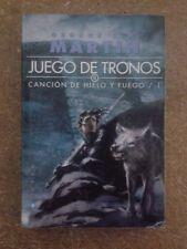 CANCIÓN DE HIELO Y FUEGO 1. JUEGO DE TRONOS II - Ed. Bolsillo
