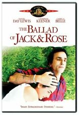 Like New WS DVD The Ballad of Jack and Rose (2005) Daniel Day Lewis Camilla Bel