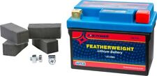 WPS Fire Power HJTZ7S-FP-IL Featherweight Lithium Motorcycle Battery